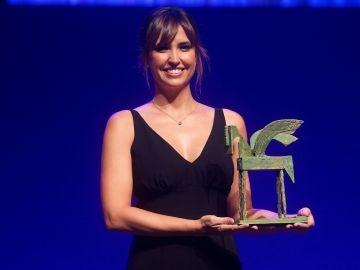 La periodista Sandra Sabatés recibe el Premio Ondas Nacional