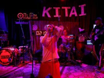La banda madrileña de rock Kitai