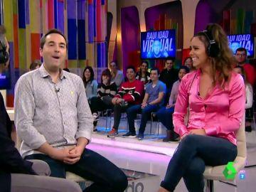 Frank Blanco, Quique Peinado y Cristina Pedroche