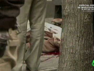 """La """"paradoja de la historia de España"""": """"Mi abuelo paró un golpe de Estado y a él le pegaron 13 tiros de manera cruel"""""""