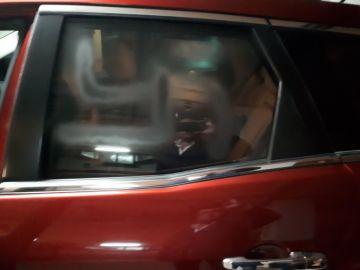 Esvástica en el coche del presidente del PP de Cataluña