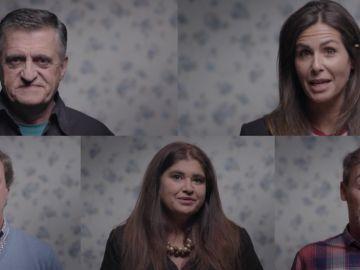 El test sexual de Wyoming, Nuria Roca, Lucía Etxebarría, Cayetano Martínez de Irujo y Santi Balmes