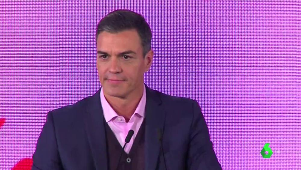 """Elecciones Andalucía 2018: Pedro Sánchez acusa al PP de """"querer hacer en lo mismo que en España: recortar"""""""