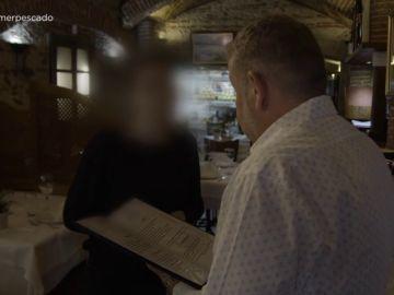 """La grave acusación de un restaurante al ser 'pillado' por Alberto Chicote: """"Yo he comprado perca etiquetada como mero en Mercamadrid"""""""