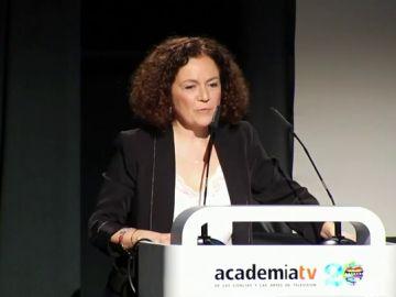 Elena Hortelano, la directora de producción de laSexta Noticias
