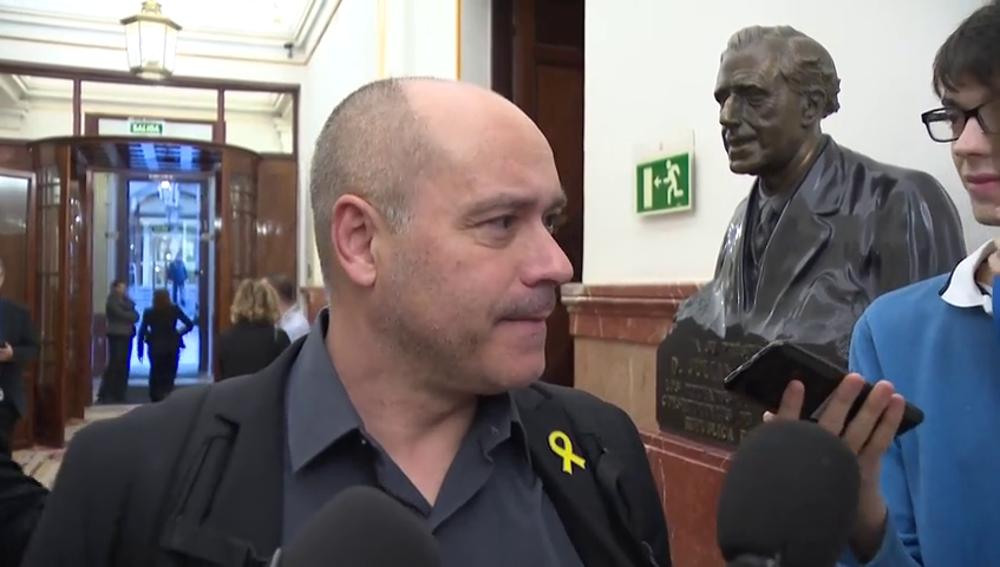 Jordi Salvador, ERC