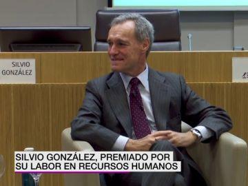 Silvio González recibe el Premio CEO a la Excelencia en la Dirección de Personas