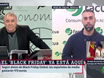 Black Friday 2018: Rubén Sánchez nos advierte de los fraudes en la oleada de compras, ¿cómo evitarlos?