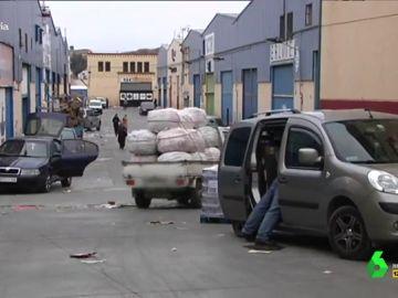 Más de 200 millones de euros repartidos en 300 naves: El Tarajal podría ser el destino de los objetos robados por la banda de los Chincoa