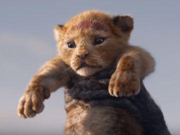 Simba en 'El Rey León'