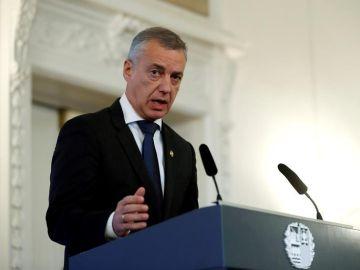 El lehendakari vasco, Iñigo Urkullu