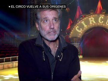 Emilio Aragón habla con laSexta