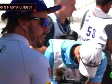 """El manager de Fernando Alonso lo deja claro: """"No es un adiós, es un hasta luego"""""""