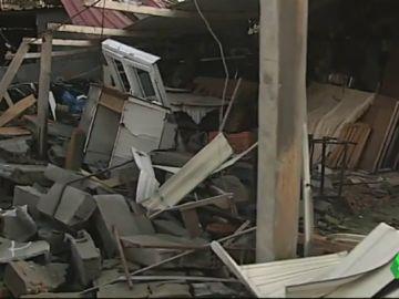 Tui sigue en pie de guerra: seis meses después de la explosión pirotécnica todavía no tienen fecha para el desescombro