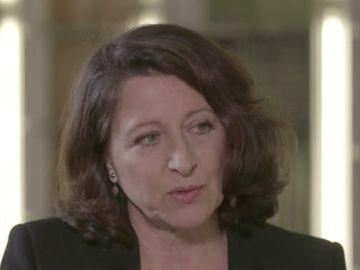 Ministra de Sanidad de Francia