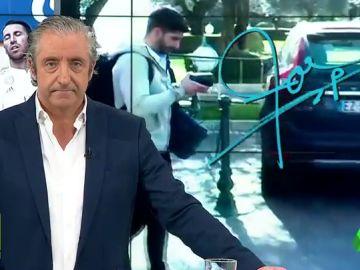 """Josep Pedrerol: """"Hay algunos jugadores que no merecen vestir la camiseta del Madrid. Sus nombres están en la cabeza de todos"""""""