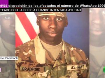 El joven negro abatido por la Policía durante el tiroteo en Alabama solo ayudaba a evacuar la zona