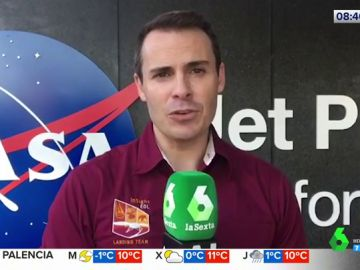 Habla Fernando Abilleira, uno de los responsables de la misión InSight de la NASA