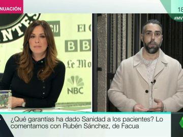 """Rubén Sánchez, tras el escándalo de los implantes defectuosos: """"Cuando hay problemas sanitarios los políticos criminalizan al mensajero"""""""