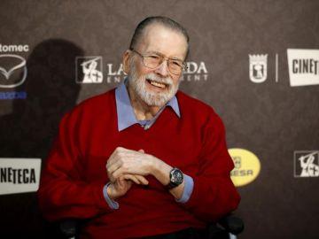 El director, productor y guionista Narciso Ibáñez Serrador