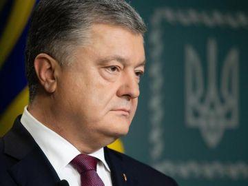 Presidente ucraniano Petro Poroshenko