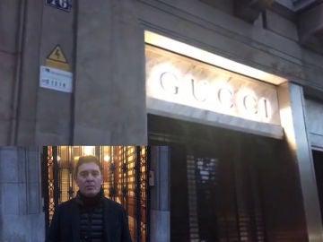 Tienda Gucci en Barcelona