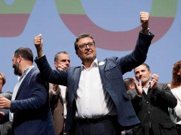 Francisco serrano, líder de la lista de Vox en Andalucía