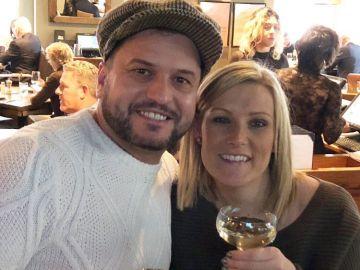 La pareja que perdió su anillo de compromiso en Times Square