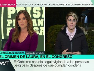 Lorena Ruíz Huerta, entrevistada por Mamen Mendizábal