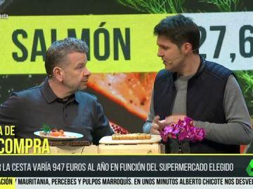 Alberto Chicote y Jesús Cintora