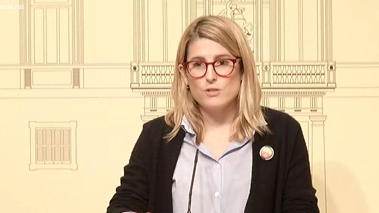 """[CDC] Elsa Artadi tras la votación de reprobación: """"Hoy la presidenta Pascal sale reforzada de esta sesión, al igual que los Mossos d'Esquadra"""" Default"""