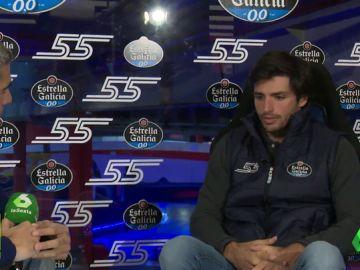 """Entrevista 'Jugones' a Carlos Sainz: """"He crecido viendo a McLaren ganar carreras"""""""