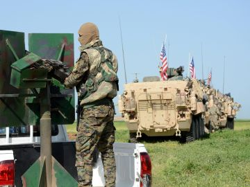 Militares estadounidenses en una imagen de archivo