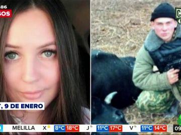 La víctima y el exsoldado ruso