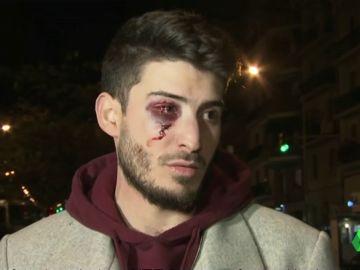 """Salvaje agresión homófoba en el metro de Barcelona: """""""