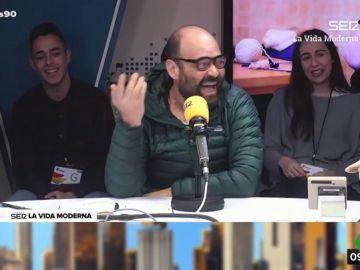 """El 'zasca' de Ignatius Farray a Dani Mateo: """"Nos está visitando de nuevo, qué mal funciona el sistema judicial español"""""""