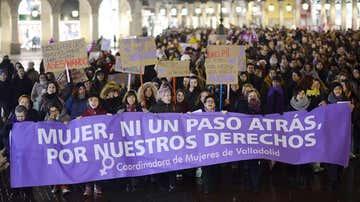 Manifestación 8 de marzo Valladolid 2020: Horario, recorrido y cortes de tráfico en Valladolid el 8M