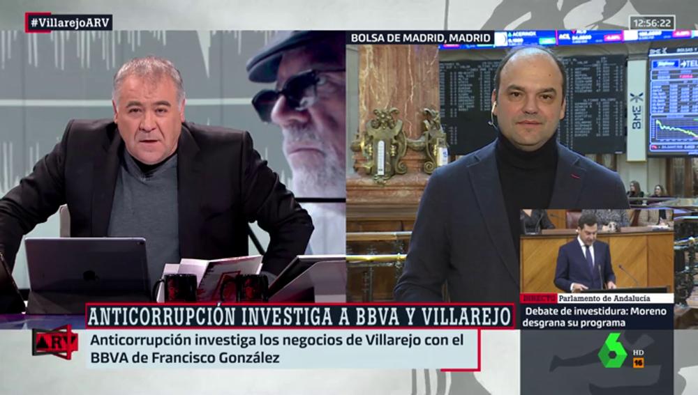 Antonio García Ferreras y José Carlos Díez