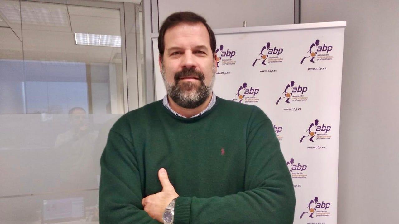 El exjugador de baloncesto Alfonso Reyes