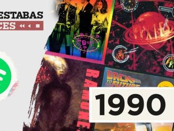 Lista reproducible: Azúcar Moreno, Cómplices o Siniestro Total, entre los éxitos de Dónde estabas entonces 1990
