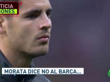 Noticias Jugones: Morata dice 'no' al Barça y 'sí' al Atlético de Madrid