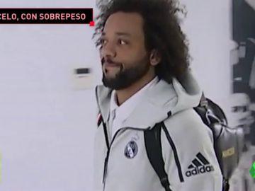 Marcelo ha llegado a pesar hasta 7 kilos de más y se negaba a pasar por la báscula