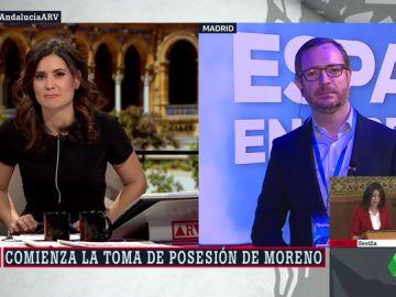 """Javier Maroto: """"Pudimos separar algunas cuestiones de las propuestas de Vox. El PP cree en la igualdad de mujeres y hombres"""""""