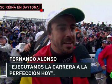 Cristiano arrasa en Daytona