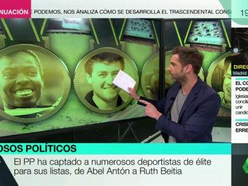 famosos politicos