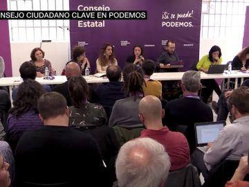 Consejo Estatal de Podemos