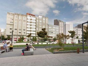 Plaza de As Cochinas, A Coruña
