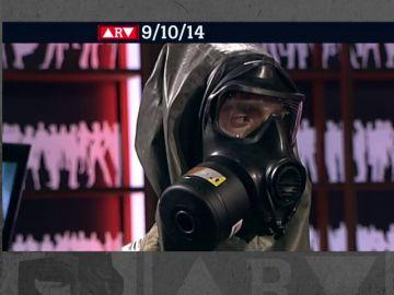 Los héroes de Fukushima, así era el traje de seguridad que usaron en la central nuclear