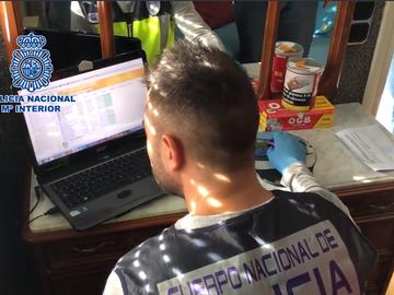 La Policía Nacional investiga un ordenador con contenido pedófilo