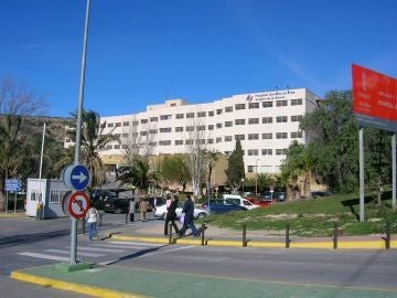 Hospital de Elda.